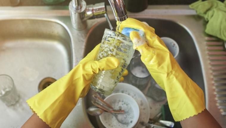 washing-up
